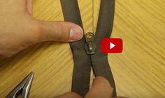 Tip of The Day: How to Fix a Zipper That Won't Close