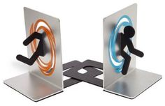 Portal 2 Bookends