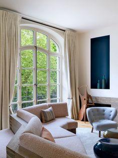 12 Iconic Contemporary Interior Designs  Pierre Yovanovitch Top Adorable Living Room Interior Design Images Inspiration