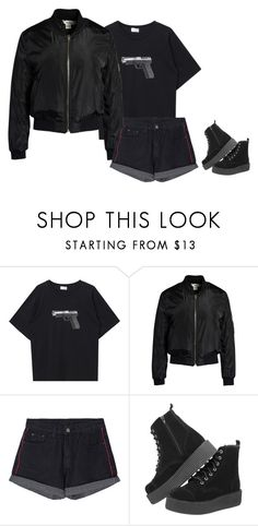 """""""Min Jeong- Suffocated 3"""" by ifrancesconi on Polyvore featuring Sans Souci"""
