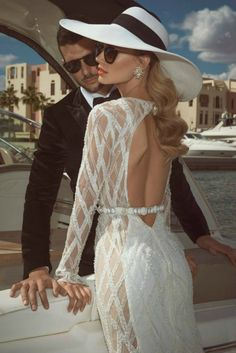Tal Kahlon 2014 Bridal Collection | Bajan Wed