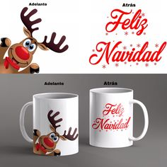 Christmas Coffee, Silhouette Cameo Projects, African Design, Halloween Shirt, Mug Cup, Hama Beads, Xmas Gifts, Balloons, Mugs