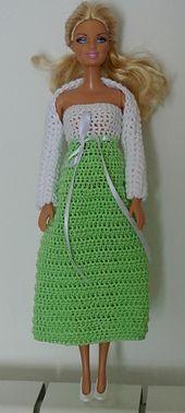 Ravelry: Vestito lungo pattern by anna maria