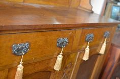 See our website at wwwwakimantiquescomau for more great pieces Antique Edwardian oak sideboard with mirror back panel in very good antique condition Features . Antique Art, Antique Furniture, Oak Sideboard, Antiques, Antiquities, Antique