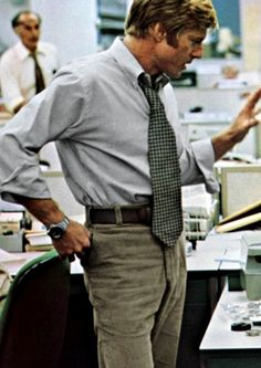 All the President's Men 40 Years Later by Alex Bean - Next Projection