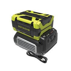 Snow Joe + Sun Joe Rapid Charger for 100 Volt Series Tools Ryobi Cordless Tools, Perfect Pillow, Shopping Hacks, Rugs On Carpet, Charger, Cool Things To Buy, How To Memorize Things, Snow, Models