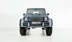 The Mercedes-Maybach G 650 Landaulet Is The Height Of Vehicular Ridiculousness