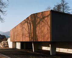 Gallery of Fire Station of Metzeral / Loïc Picquet Architecte - 4