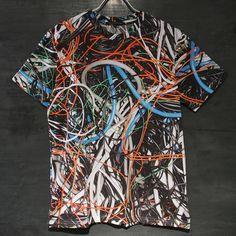 注目の若手デザイナー、クリストファー ケインがデザインする迫力のメンズTシャツ   ニュース - ファッションプレス