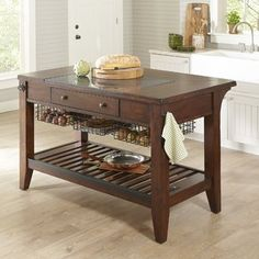 Traditional country kitchens are a design option that is often referred to as being timeless. Over the years, many people have found a traditional country kitchen design is just what they desire so they feel more at home in their kitchen. Little Kitchen, Eat In Kitchen, Kitchen Dining, Kitchen Decor, Kitchen Ideas, Kitchen Designs, Kitchen Paint, Farmhouse Furniture, Dining Furniture