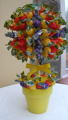 Lolly sweet tree - for girls table