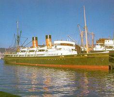 Tamahine - On Wellington to Picton run from Floating Dock, New Zealand Houses, Steamers, Sail Away, Cruise Ships, Homeland, Kiwi, Sailing Ships, History