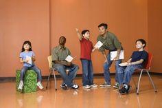Improv Games for a High School Drama Class