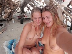 Mother and daughter naked selfie pics 248