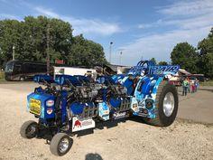 Joe Eder at Fort Recovery 2018 Traktor Pulling, Truck And Tractor Pull, Truck Pulls, Logging Equipment, Big Rig Trucks, Drag Racing, Engine, Monster Trucks, Rigs