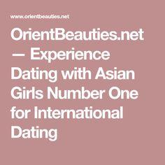 Asiatico dating eliminare profilo