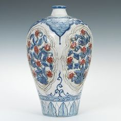 259. Heavy Chinese Yuan Dynasty Vase - October 2012 Auction - ASPIRE AUCTIONS