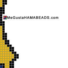 hama beads plantillas barcelona 6 barça fcbarcelona