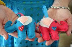 DIY Elephants