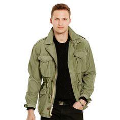 Cotton M43 Utility Jacket
