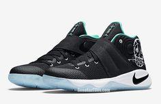2627c1a8493 Nike Kyrie 2 Skateboard Skulls Kyrie Irving Sneakers