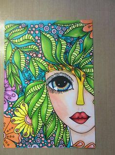 Kerala Mural Painting, Dot Art Painting, Madhubani Art, Madhubani Painting, Oil Pastel Drawings, Art Drawings, Outside Wall Art, Simple Canvas Paintings, African Art Paintings