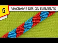 Design Elements - Squares, Diamonds, Rhombs (DIY) - YouTube