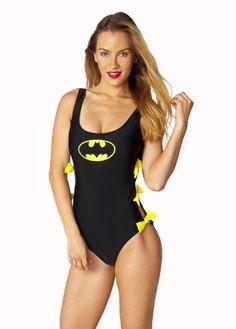 Batgirl Batman Bow Monokini One Piece Bathing Suit DC Comics, http://www.amazon.com/dp/B00J8W78H4/ref=cm_sw_r_pi_awdm_z6Yutb16YPQGN