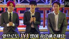 JYJ sit down for an interview to greet fans | http://www.allkpop.com/article/2014/08/jyj-sit-down-for-an-interview-to-greet-fans