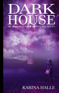 Darkhouse ( Book 1 Experiment in Terror series) by Karina Halle. Scary but so good...I am hooked! Can't wait to read the rest of the series. Do you believe in ghosts?