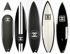 CHANEL surfboard シャネル サーフボード