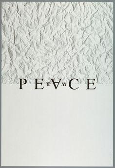 War & Peace Tadeusz Piechura; 1997