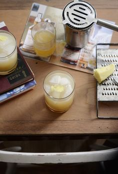 The Penicillin from Michael Lewicki for The Boys Club  - Scotch Cocktail Recipes (Pinned by SIA Scotch Whisky)