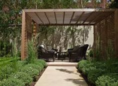 Image result for garden designs wood