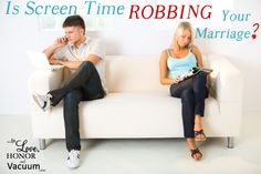 Is Screen Time Robbing Your Marriage?