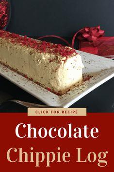 Chocolate Chippie Log