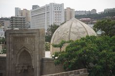 * Baku * Capital do Azerbaijão.