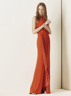 Blumarine Spring Summer 2015 Main Collection - Tailored Gracefulness