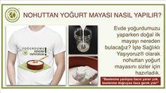 Karatay Koleksiyonları Vegan Gluten Free, Gluten Free Recipes, Healthy Yogurt, Kefir, Free Food, Mens Tops, How To Make, Chickpeas, Menu