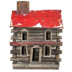 A Handmade Adirondack Cabin.