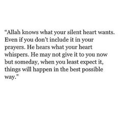 Your silent heart