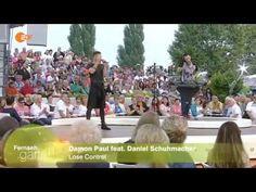 "ZDF Fernsehgarten ""Lose Control"" Damon Paul feat. Daniel Schuhmacher"