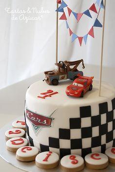 decoracion de cars sencilla - Buscar con Google