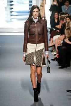 Louis Vuitton @ Paris Fashion Week winter 2014-15 - video