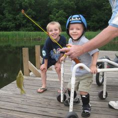 Here is how to make your own PVC Walker. This is intended for those whose disability requires assistance with walking. In this case the Mother of a son with Genital Muscular Dystrophy shows us how to make the walker.