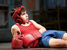 Billy Elliot the Musical - Wikipedia, the free encyclopedia Great Costume Ideas, Billy Elliot, Musical Theatre, Musicals, Broadway, Awards, Halloween Costumes, Tony Award, Inspired