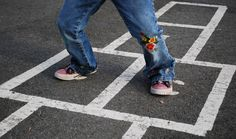Brincando na rua - By Raquel Faconti
