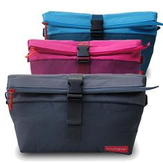 Goodbyn Rolltop Insulated Lunch Bag from Hello Green