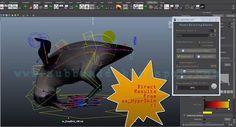 Hyper Skinning System For Maya (Art & Technic) by Subbu Addanki. New Updates (16/02/2013):