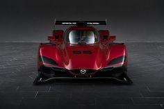 マツダ、2017年 IMSAスポーツカー選手権への参戦車両を公開 【 F1-Gate.com 】